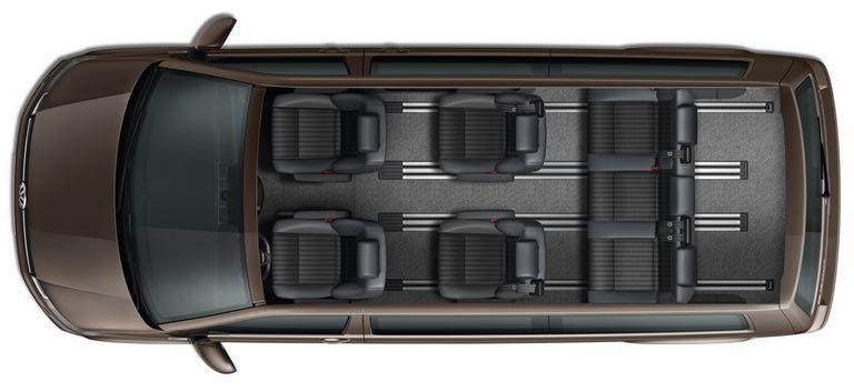 Volkswagen Multivan Long