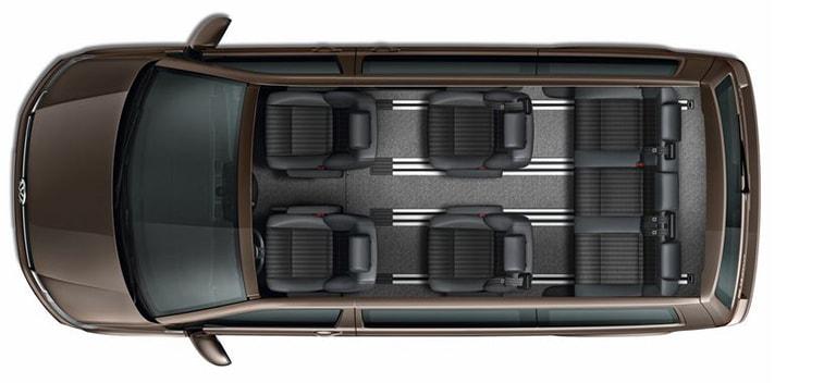 Volkswagen Multivan Short