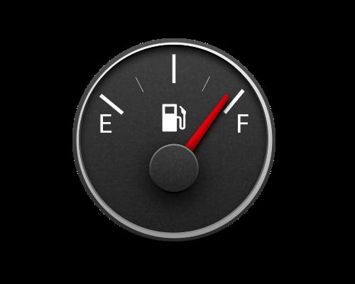 צריכת דלק נמוכה
